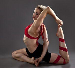 Гимнастика для девушек