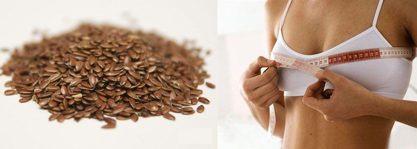 Семена льна для груди