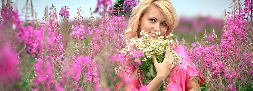 Травы для роста груди