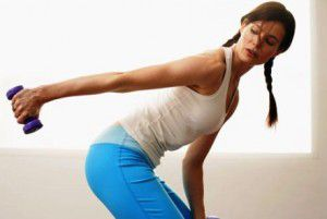 упражнения для груди и упругости