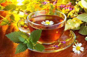 Травяные чаи для роста груди