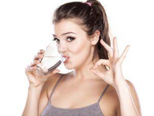 питьевой режим важен для груди